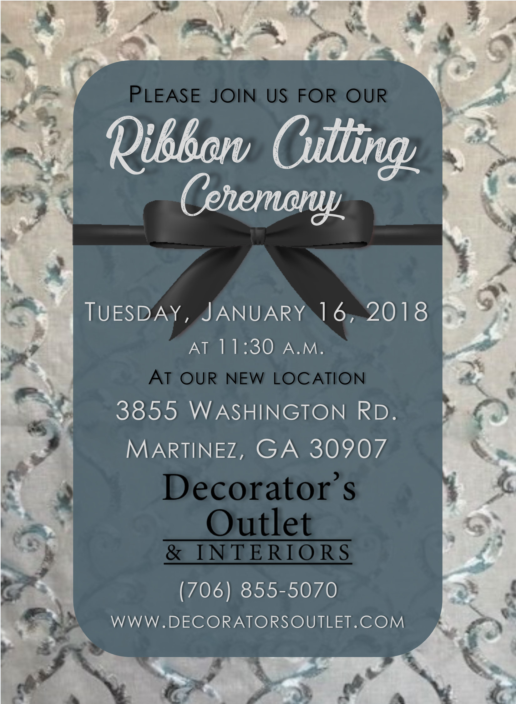Ribbon Cutting | Home