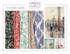Fountain Gate | Fabrics