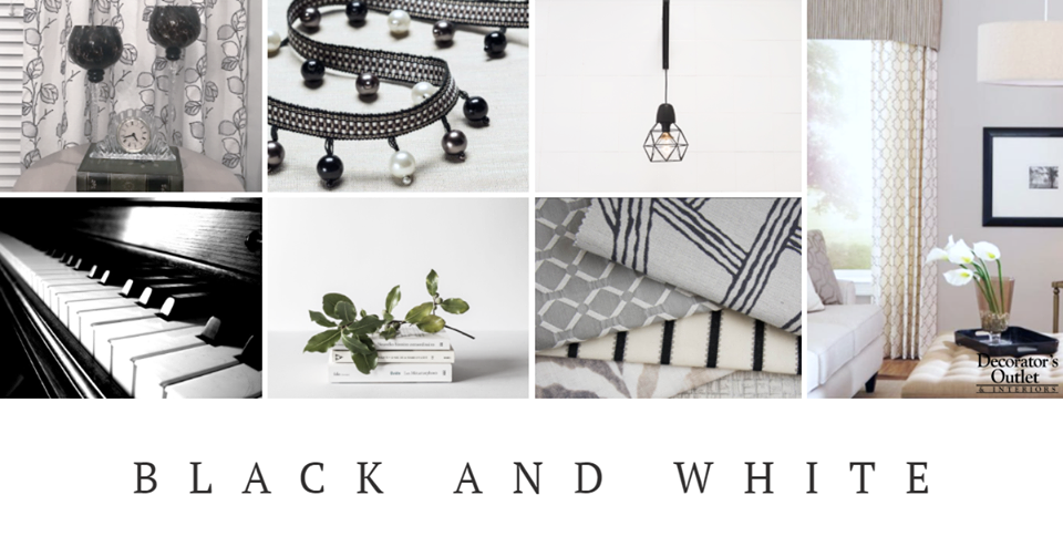 black and White | Home