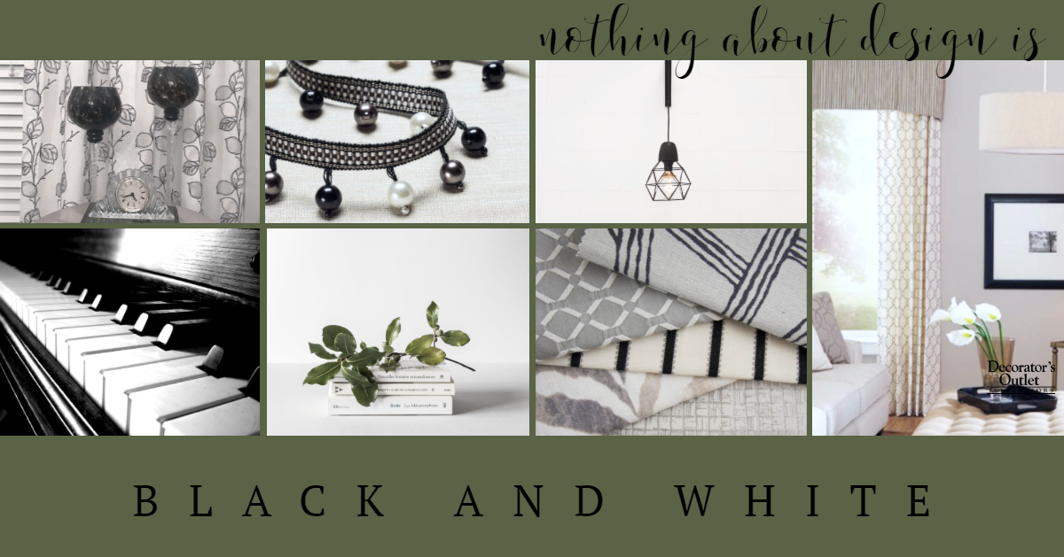 Nothing About Design is Black and White 2 | Home